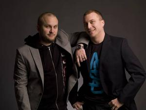 Ulf och Bo Andersson förverkligar sina barndomsdrömmar om ett eget spelföretag.