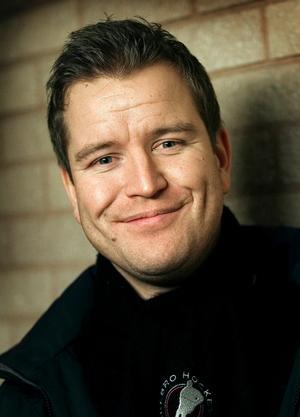Mikael Fahlander.