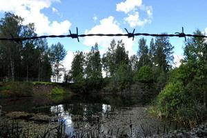 Det var den 2 juli som en kvinnan i 60-årsåldern hittades död i ett gruvhål utanför Långshyttan.