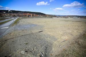 Markbiten mellan Trondheimsvägen och Restaurang Mikado är planlagd för cirka 70 kedjehus/radhus.