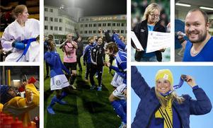 Lisa Rasmusson, fyrnationsturneringen i ishockey, GIF Sundsvall, Caroline Näslund, Fredrik Svensson och Anna Holmlund är några av de nominerade till Medelpads idrottsgala.