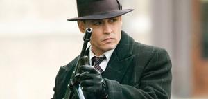 John Dillinger fick Johnny Depp att tänka på sin familj.