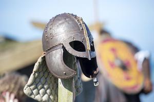 Det nya museet Vikingaliv öppnar i Stockholm i slutet av april. Arkivbild.