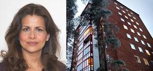 Fatima Berggren bodde på Pettersberg. Den sista kända kontakten var den 18 maj.
