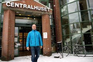 Torbjörn Pettersson vill se vilka möjligheter till utveckling hans fastighet har.