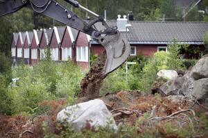 Generalentreprenör för bygget intill Morän- och Marielundsvägen blir Hälsingebygg.