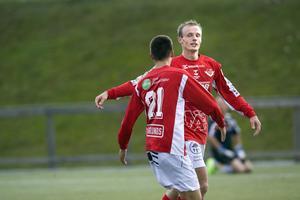 Förra säsongen gjorde Dragan Kapcevic en match med Anundsjö, när han spelade derbyt mot FV på Skyttis. Då gjorde han två mål och blev matchhjälte.