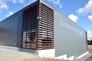 Östersunds kommun vill inte ge möjlighet att köra skoter hela vägen till nya arenan.