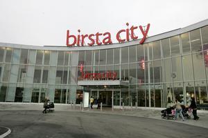 Tvåa. För andra året i rad kommer Birsta city tvåa på listan över landets mest populära köpcentrum.