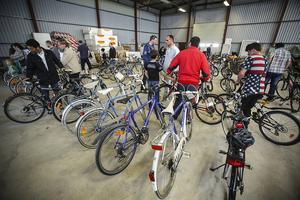 Det gäller att vara ute i tid om man ska hitta en billig och bra cykel.