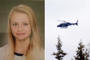 19-åriga Tova från Njutånger har varit försvunnen sedan natten till söndag.