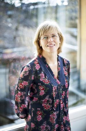 Ingrid Carlberg.