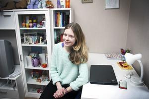 Vinnare. Monica Ognjenovic kom på första plats i Rädda Barnen Norra Västmanlands uppsatstävling.