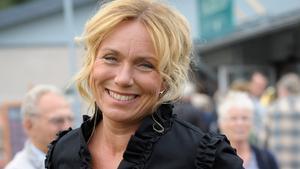 Anne Lundberg, programledare för