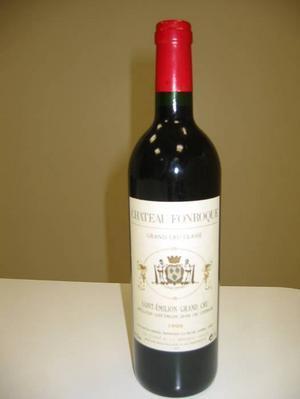 Château Fonroque, Frankrike, 249 kr, varunummer: 96674.