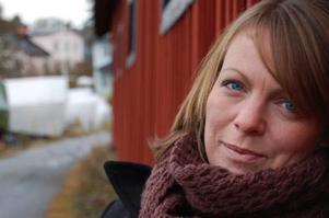 Journalisten och författaren Katarina Wennstam säger att det finns en anledning till att polismän slår närstående kvinnor. Foto: Mani Maserrat-Agah