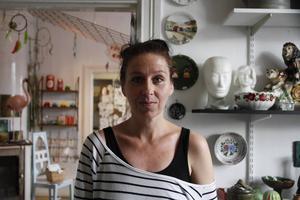 Maria Norén driver Kulturkossan på Stenegård i Järvsö där konstformer i olika former samsas och visas upp. Att anordna drop-in-tatuering är något som hon länge har längtat efter att få göra.