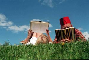 Sommar, semester – och deckarläsning.
