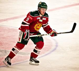 Det blir fortsatt spel i Mora för Älvdalskillen Sonny Karlsson.