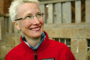 Pia Sandvik Wiklund är utsedd av regeringen att leda en delegation som ska se över jämställdheten i högskolevärlden. Foto: Ulrika Andersson