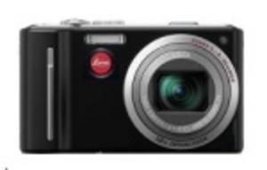 Leica V-Lux 20 med inbyggd GPS