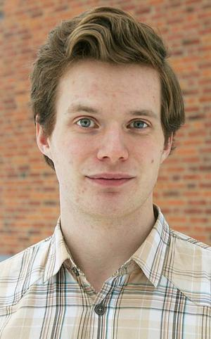 Björn Lindgren från Frösön är nummer ett på MP:s riksdagslista.
