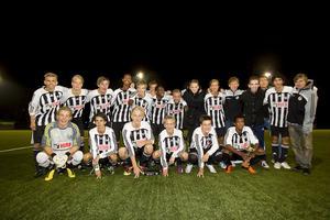 Strand vann JDM-finalen i P 17-fotbollen.