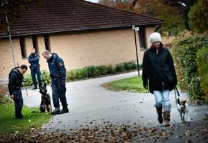 Här på Surbrunnsgränd i Adolfsberg rånades kvinnorna. En av dem avled senare.