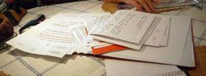 All brevväxling med Försäkringskassan i ärendet