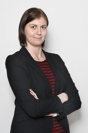 Jessica Eriksson är reporter på Sporten som kommer jobba med fokus på sommarens speedway.