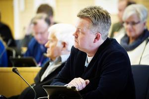 Lars Näslund kommer inte att ge sig – förrän han måste.