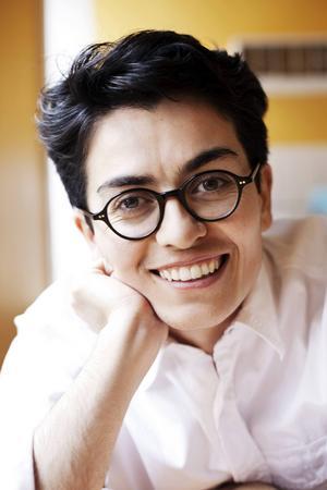 Lawen Mohtadi är en av redaktörerna till boken.