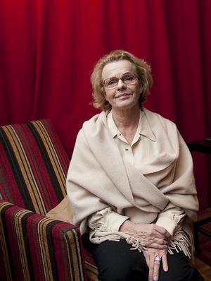 Marie Göranzon.Foto: Maja Suslin/Scanpix