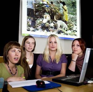 Roligt, intressant och lärorikt! Så sammanfattar Madelene Nyberg, Sara Bergström, Elin Melin och Jennifer Vigren sina intryck från studieresan till Nicaragua.
