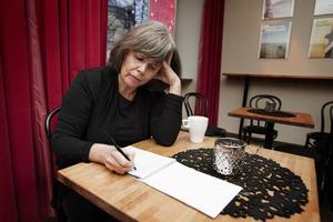 Lång erfarenhet. Ninne Olsson har lett Oktoberteatern i 38 år och kulturens möjlighet till integration är något hon vill utveckla.