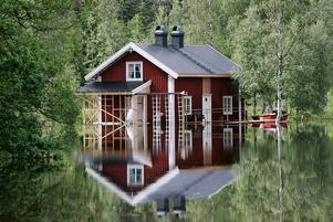 På 100 år steg havsnivån med 100 meter och lade stora delar av Sverige och världen under vatten.