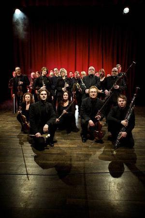 Nordiska Kammarorkestern provar nya grepp och bussar publik från Östersund till sina konserter i Ånge. Foto: Lia Jacobi