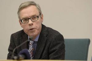 Johan Montelius är chef för förvaltningsrätten i Falun.