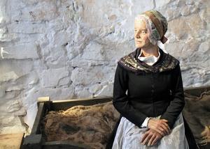 Sigrid Olsdotter Granlund dömdes för barnamord.