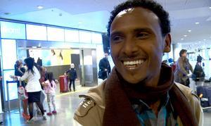 Chaala Hailu Abata är en poet från det förtryckta Oromofolket i Etiopien och fängslades där för sina dikter.