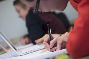 Vi vill jobba för en skola där alla barn har förutsättningar att lyckas och där alla elever får tid med sina lärare, skriver Miljöpartiets kandidater till kommunfullmäktige i Östersund.