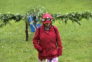 Kylslagna midsomrar inget ovanligt i Sverige.
