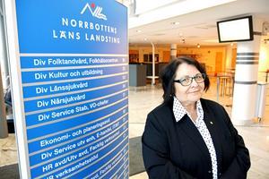 Agneta Granström (MP), Norrbotten