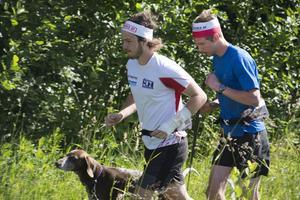 Under onsdagens löparpass gick starten från Stockviks klubbstuga.