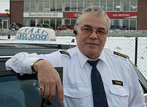 Olli Vipusaari, Kramfors taxi, är Kramforsambassadör.