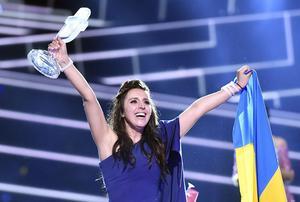 Jamala vann Eurovision Song Contest i lördags.