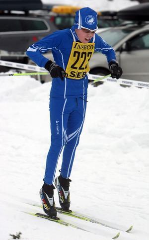 Emil Thyrén, Trönö.
