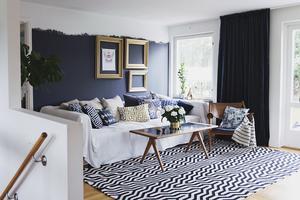 Folk är mer sugna på att köpa en bostad om det är nymålat och man får känslan av att det är klart att flytta in. Foto: Stina Stjernkvist / TT