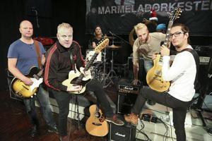 Marmeladorkestern är laddad för ännu en skidsäsong i Åre. I år kommer de att spela på Verandan, gamla Diplomat.