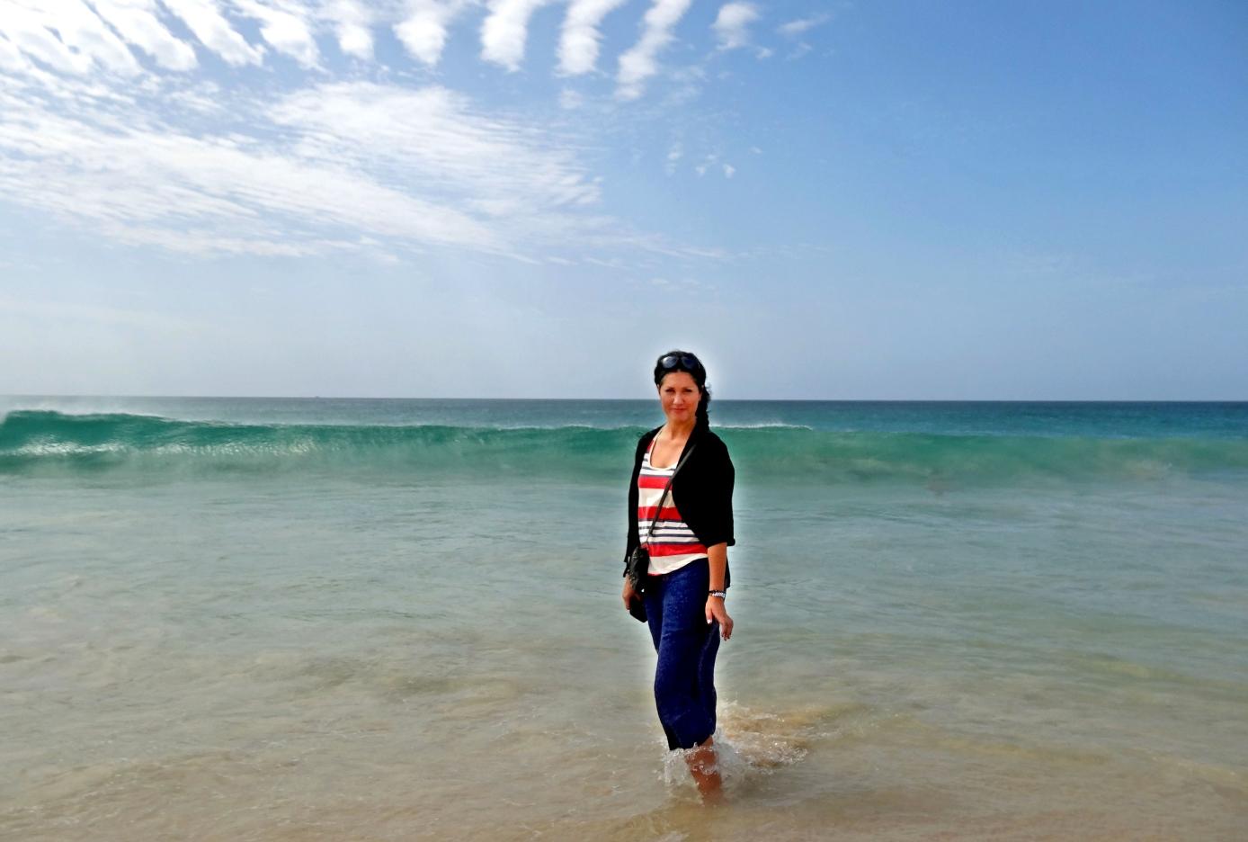 Stranden paradiset for tjuvar
